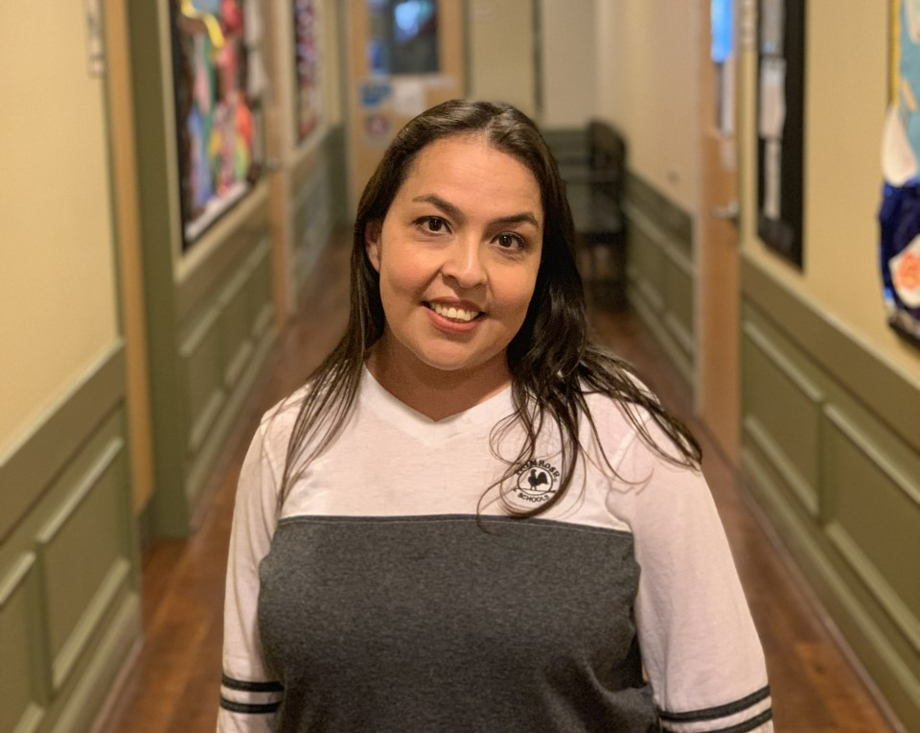 Jennifer Reyes , Young Toddlers Teacher