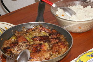 Learn How To Make Zimbabwean Food