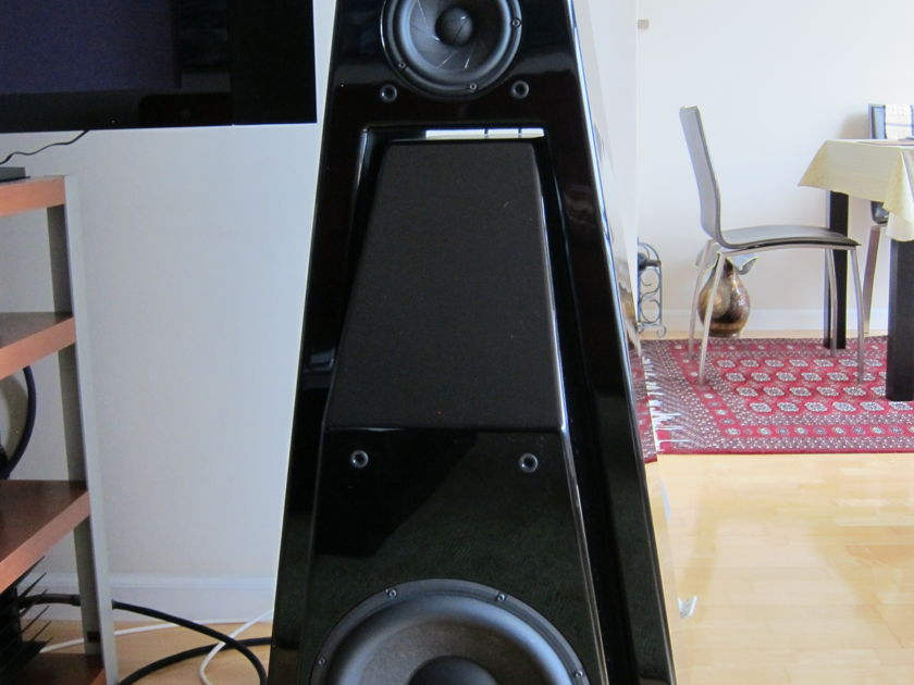 Gershman Black Swan speakers excellent condition