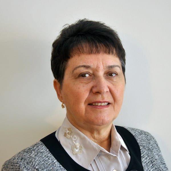 photo of Lyudmila Shprints