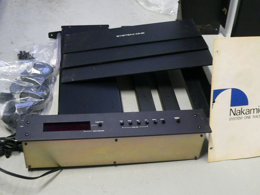 Nakamichi System ONE rack PLUS TIMER