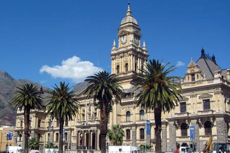 Cape Town City Walk- Revised