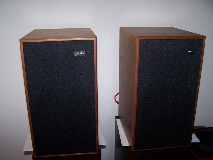 Spendor Speakers SP3/1P Monitors