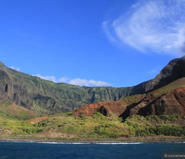 Экскурсия на остров Кауаи
