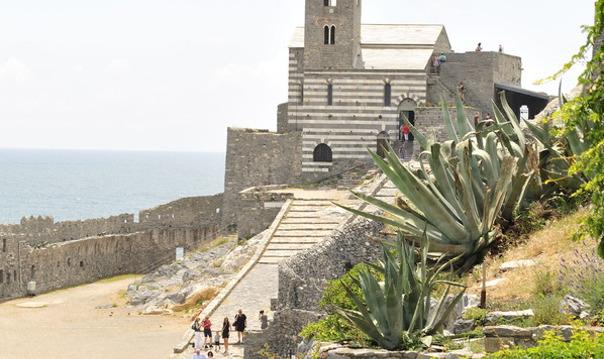 Портовенере — часть всемирного наследия ЮНЕСКО
