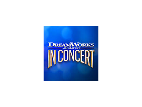 2 tickets to DreamWorks Animation in Concert