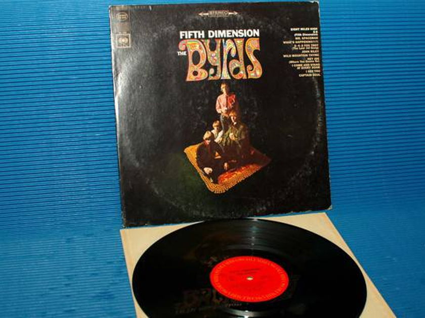 "THE BYRDS -  - ""5th Dimension"" - Columbia 1971"