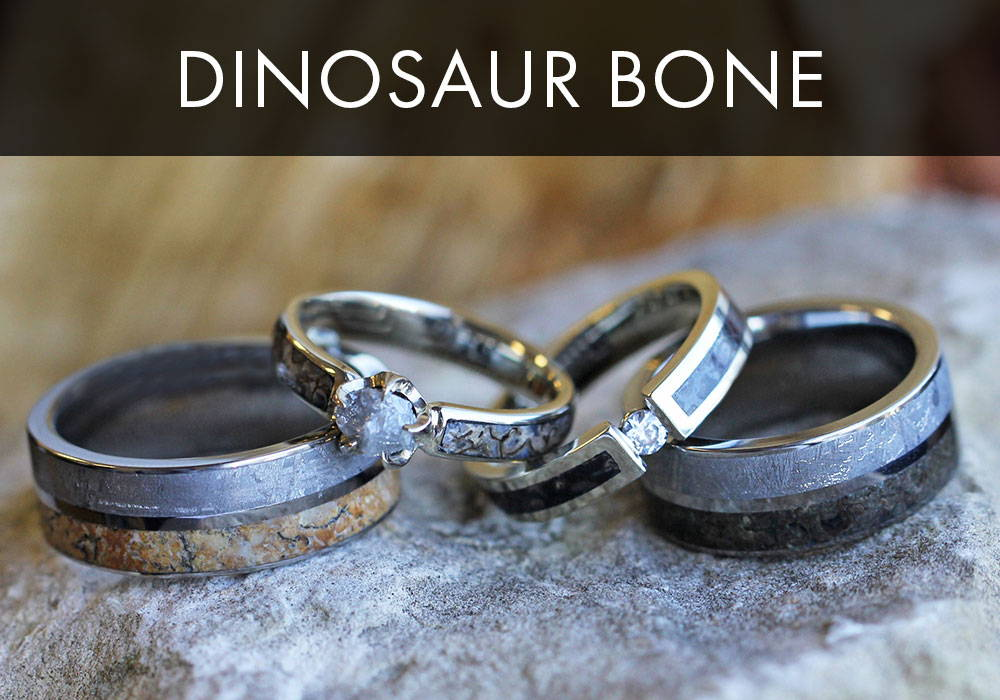Dinosaur Bone Jewelry Education