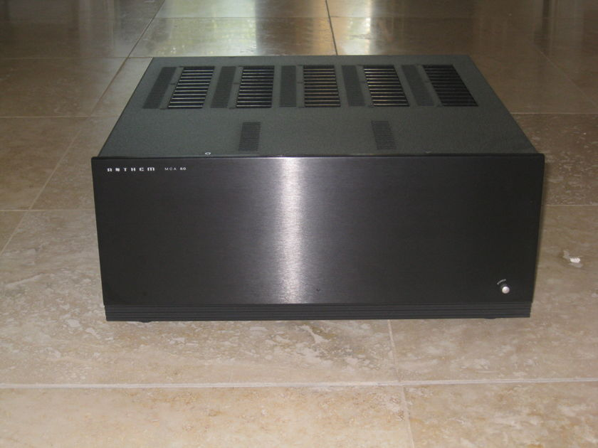 Anthem  MCA-50 5 Channel Amplifier