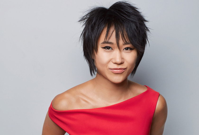 Dudamel & Yuja Wang artwork