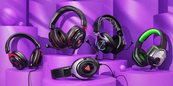 Sobre nosotros | Auriculares para juegos EKSA E900 PLUS ENC