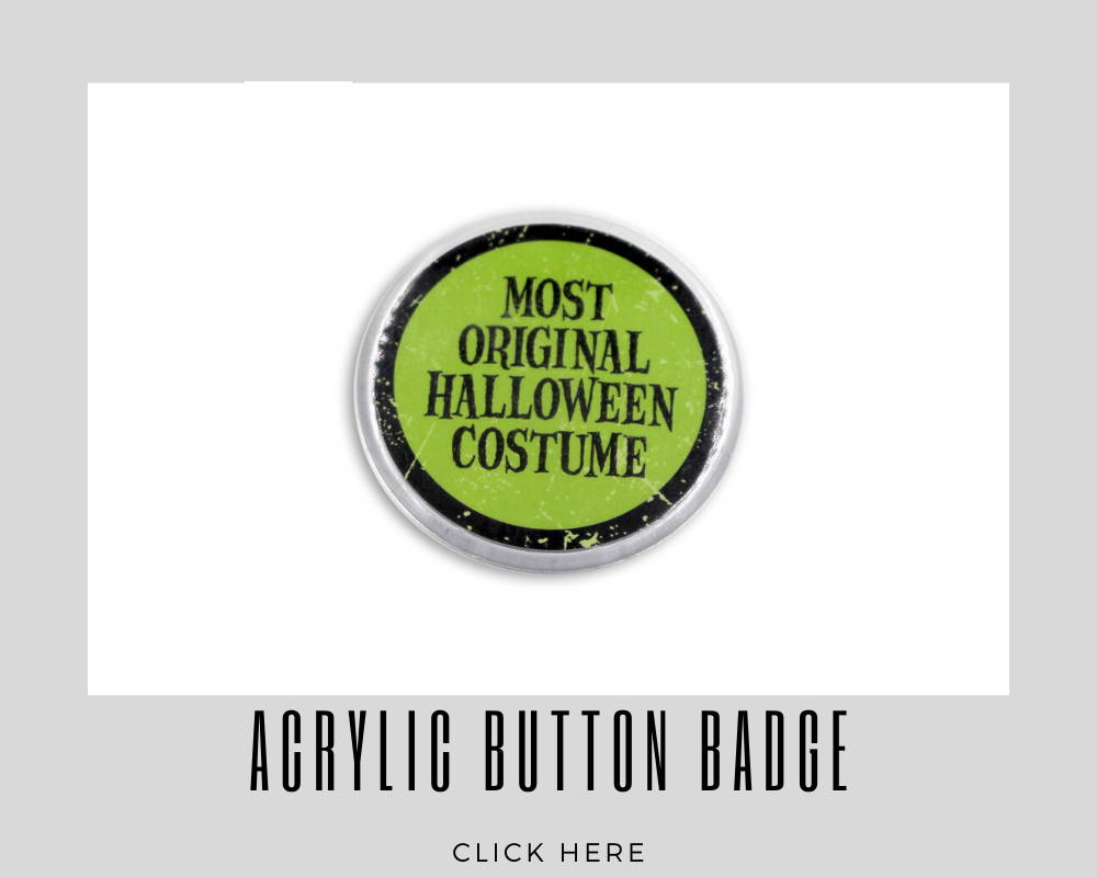 Giveaways Promotional Acrylic Button Badge