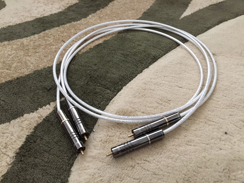High Fidelity Cables CT-1 Interconnects, RCA