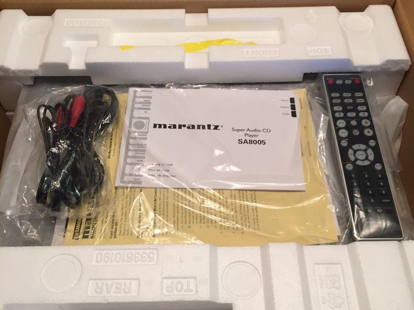 Marantz SA8005 SACD/CD