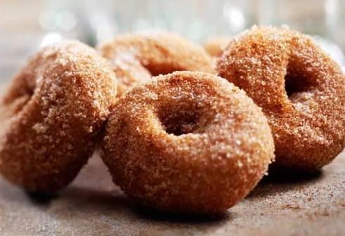 Mini Doughnut Bar with Donuts