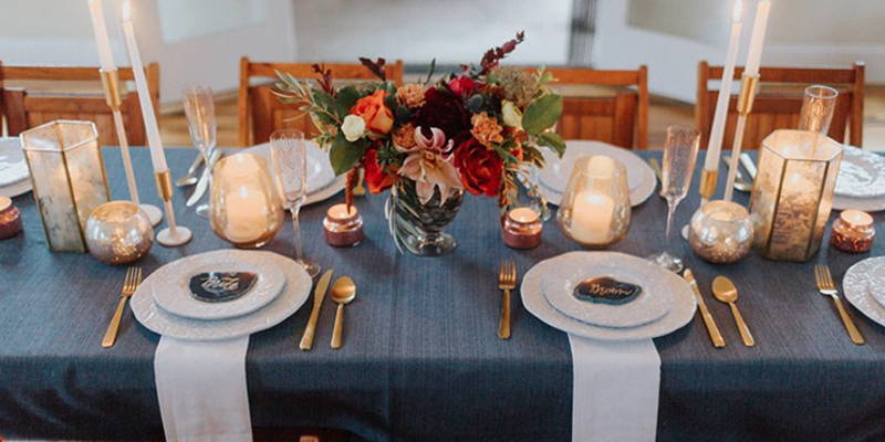 Selecting A Wedding Color Palette