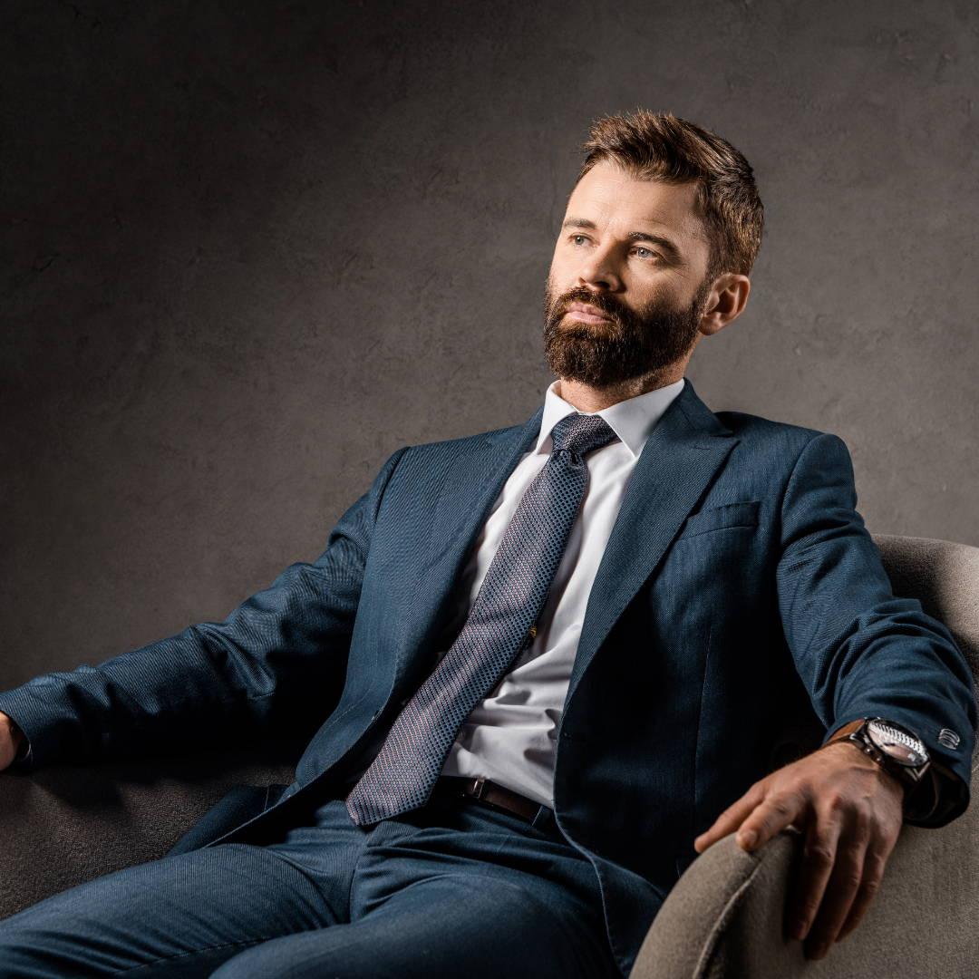 Man Made Beard Confidence Bristol