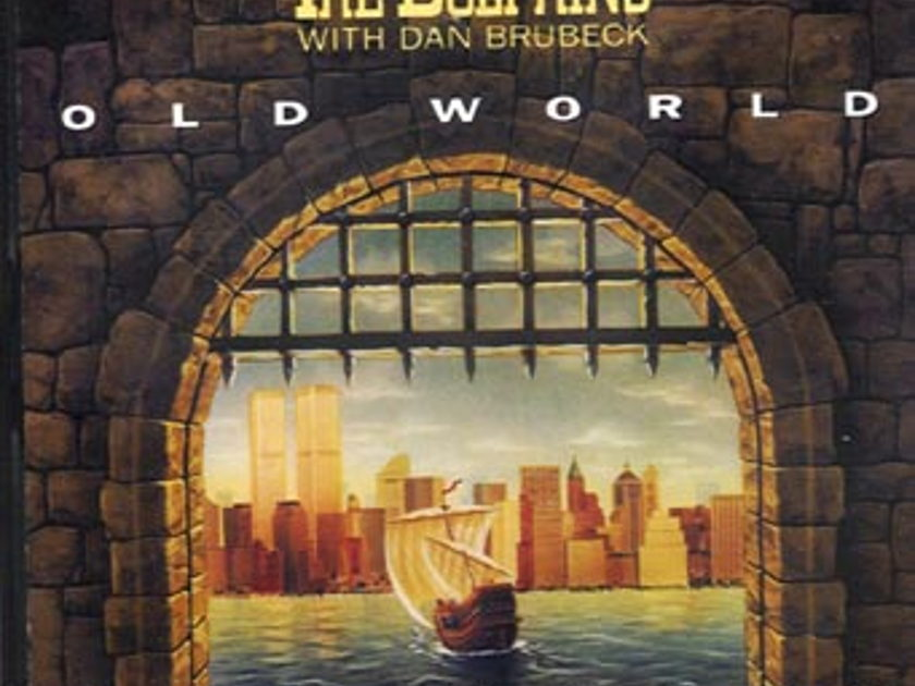 DMP CD  THE DOLPHINS - Old World New World ** Sealed **