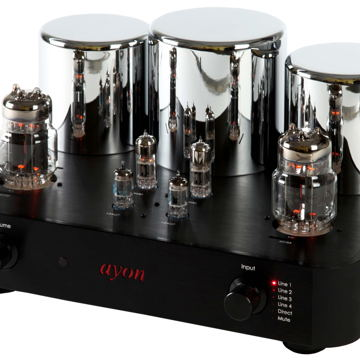 Spark III SET Integrated Amp