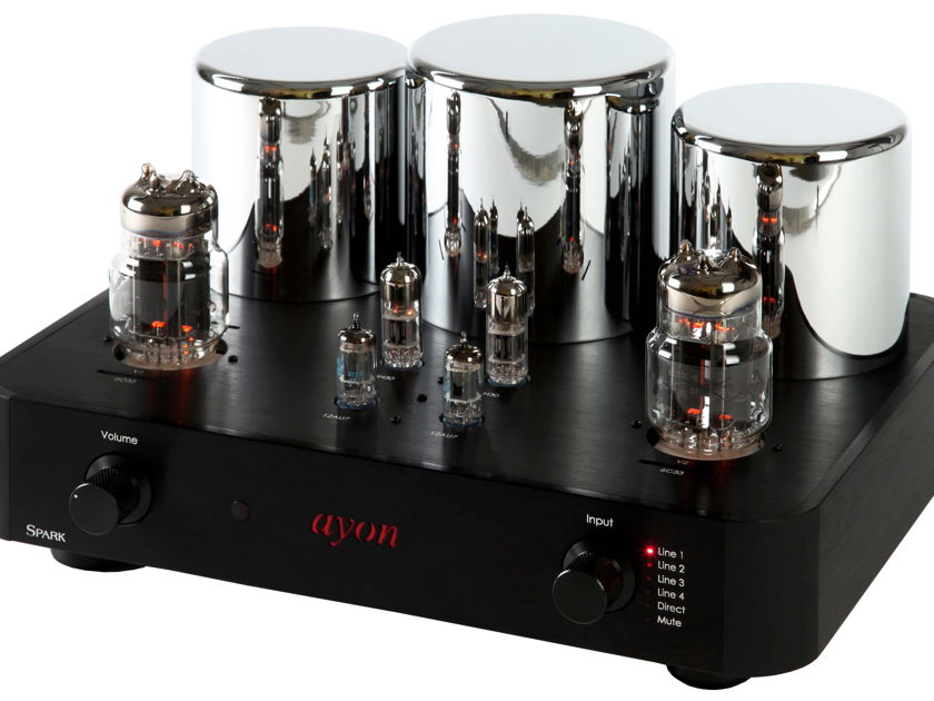 AYON AUDIO SPARK III SET POWER AMP AWARD WINNING 8 YEARS RUNNING