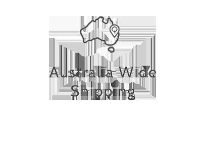 australia shipping map