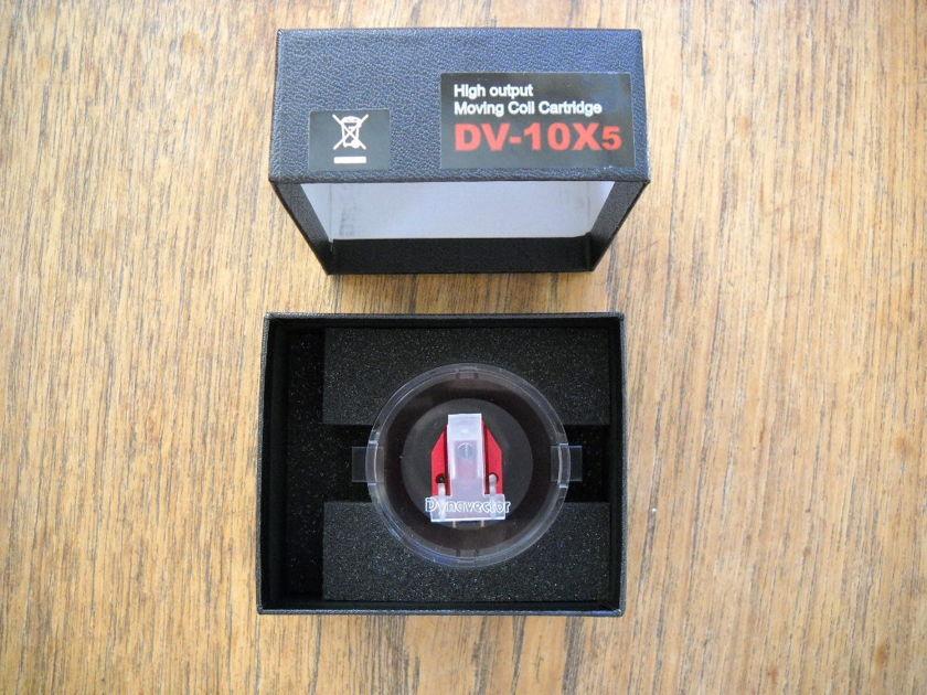 Dynavector 10X5 MC Cartridge -NEW!