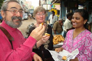 Enjoy a food safari in Madurai