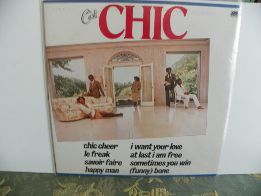 THE CHIC - C'est CHIC Rare + NM
