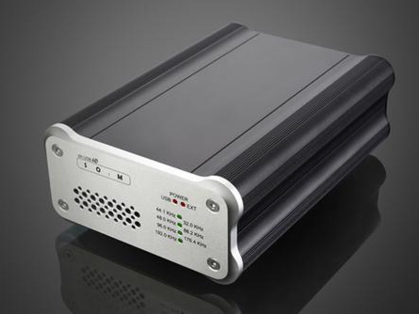 SotM tX-USB-HD Asynchronous USB interface with AES/EBU, SPDIF Optical and SPDIF RCA output for 24/192 playback