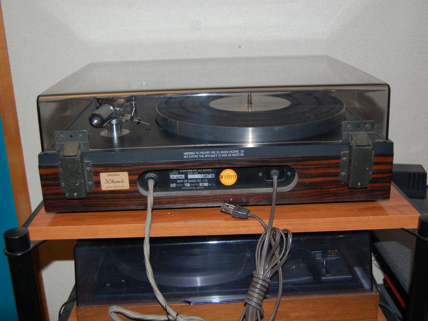 Yamaha YP-801BL With ADC XLM Mk.III