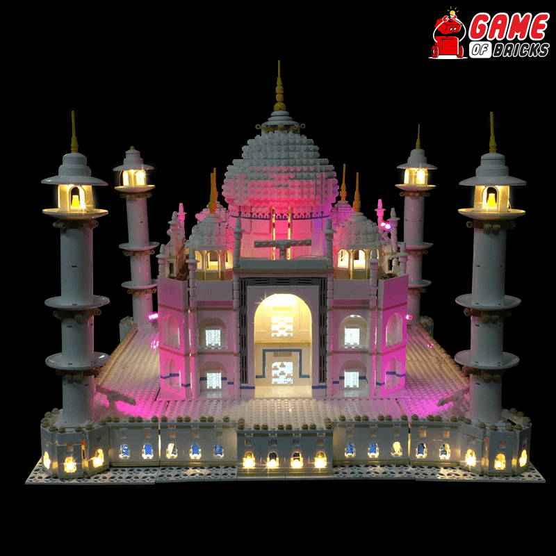 LIGHT KIT FOR TAJ MAHAL #10256 #10189