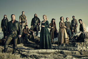 Welcome to the Unicorn Scale: Black Sails