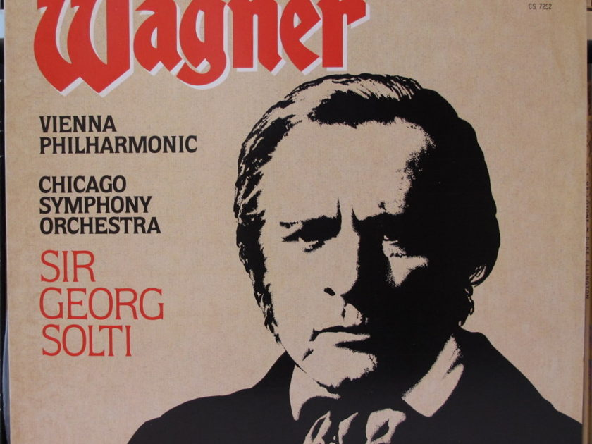 George Solti/Chicago - Wagner the Film soundtrack