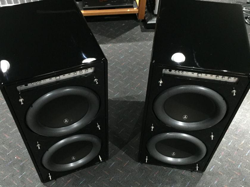 JL Audio F212 VERSION 2 !!!!!!! Pair Available