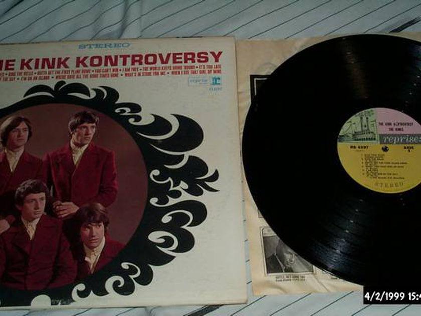 The kinks - Kink Kontroversy vinyl lp early pressing