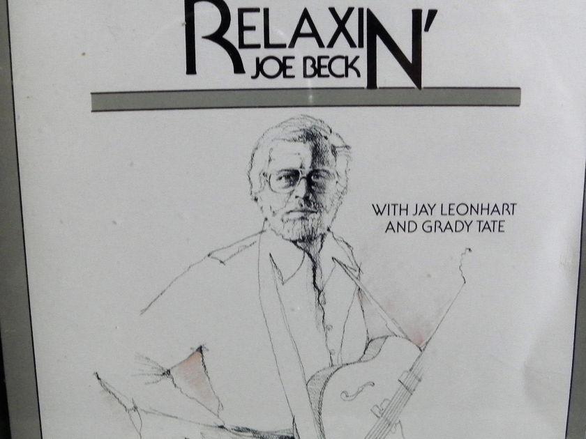 JOE BECK - RELAXIN' dmp AUDIOPHILE CD