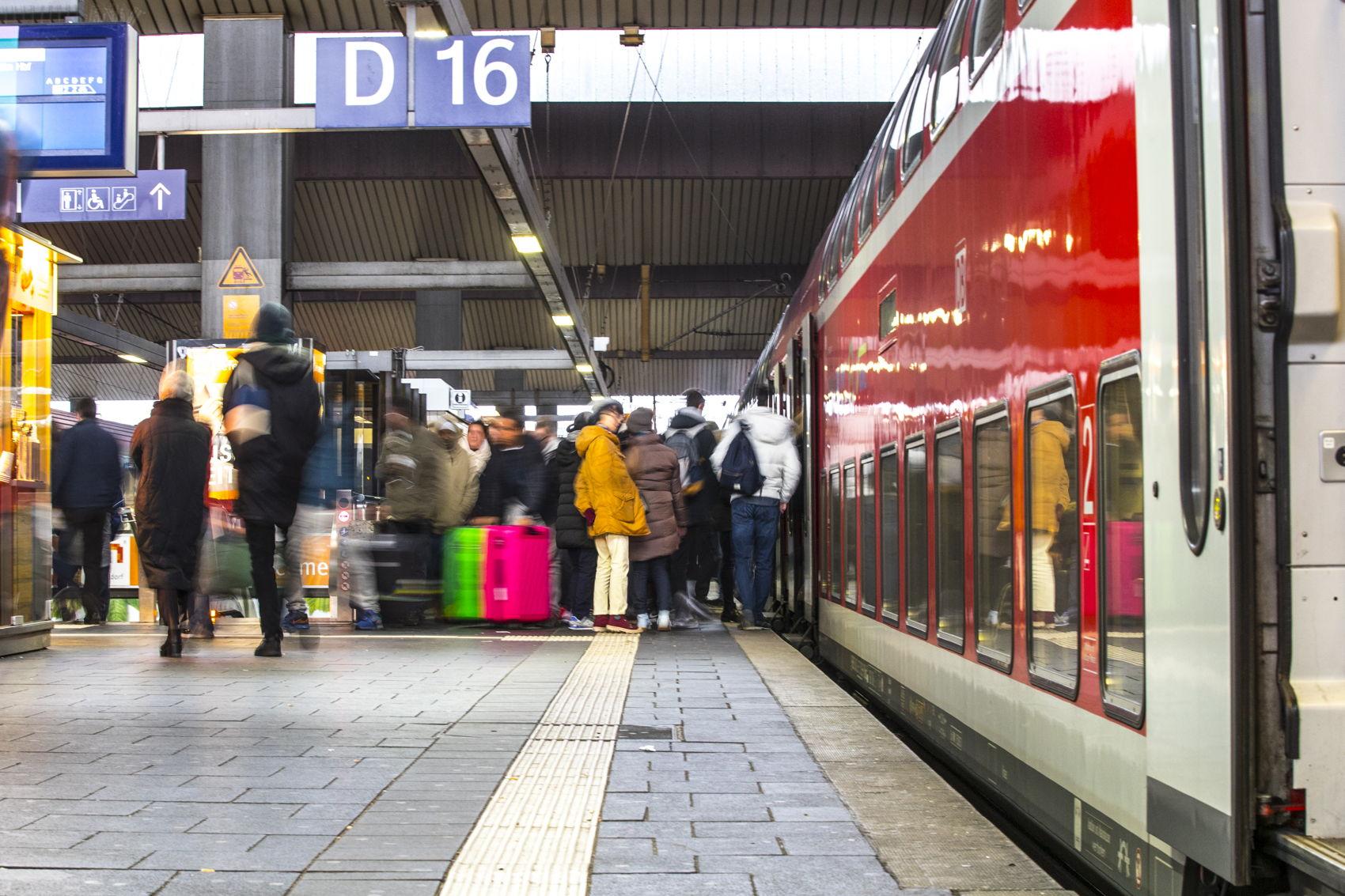 Station Düsseldorf