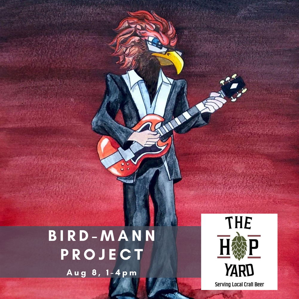 Picture of The musical collaboration of Dan Bird and Brian Mann has resulted in The Bird-Mann Project featuring acoustic, electric, original, and classic songs.