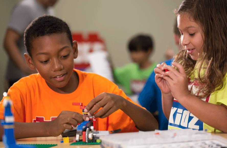 lego kids Cooperation