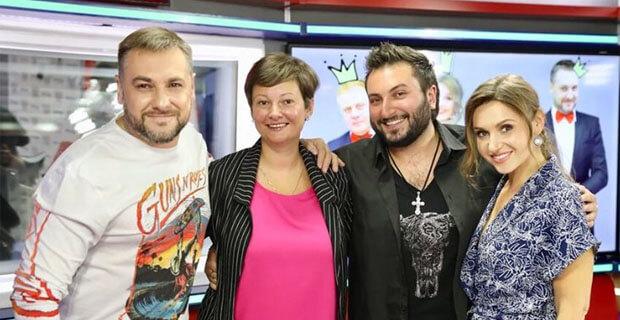 Участники дуэта «Два океана» заглянули в гости к «Русским Перцам» - Новости радио OnAir.ru