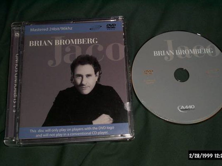 Brian bromberg - Jaco dvd audio