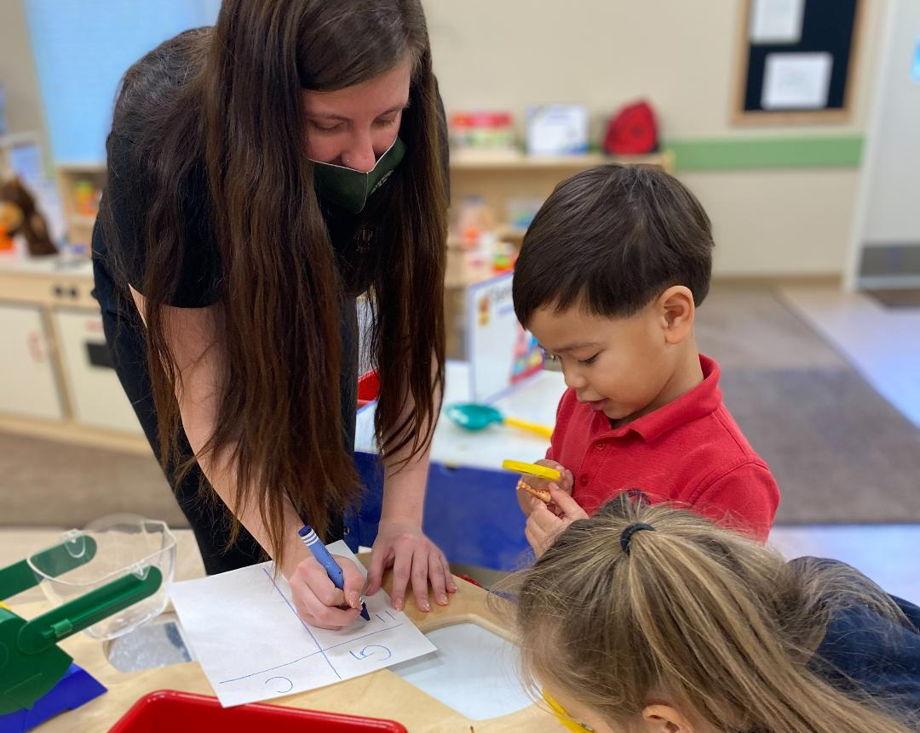 Ms. Brown , Private Pre-Kindergarten