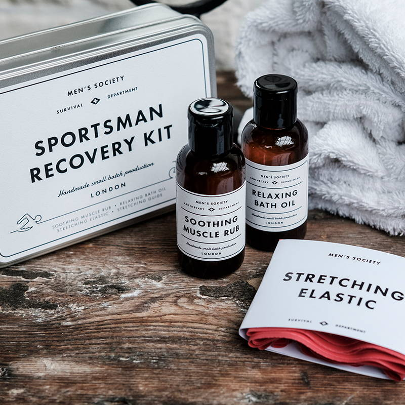 Sportsman recovery kit | gifts for men