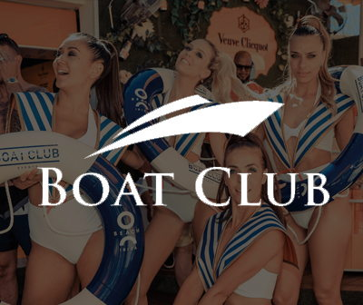 fiestas domingos O beach club sundays, Boat club 2020 tickets