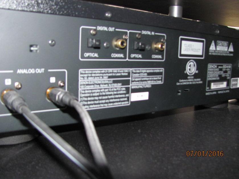 Denon DCD-A100 100th Anniversary SACD Player