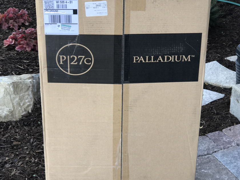 Klipsch Palladium P-27C Espresso