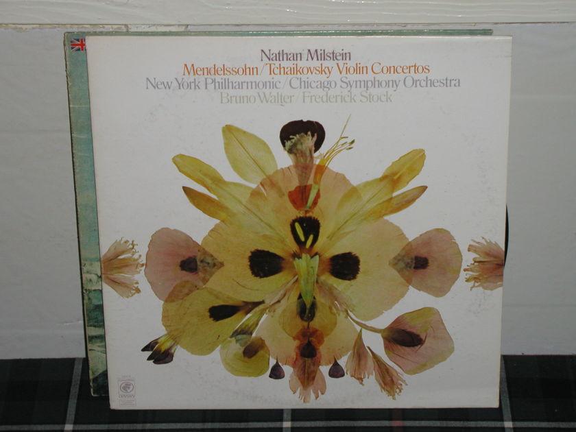 Walter/Milstein/CSO - Mendelssohn/Tchaikov Columbia