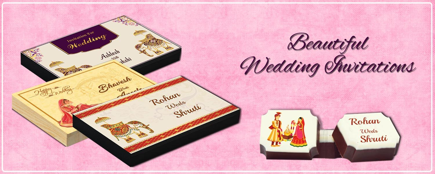 Wedding Invitation in Delhi