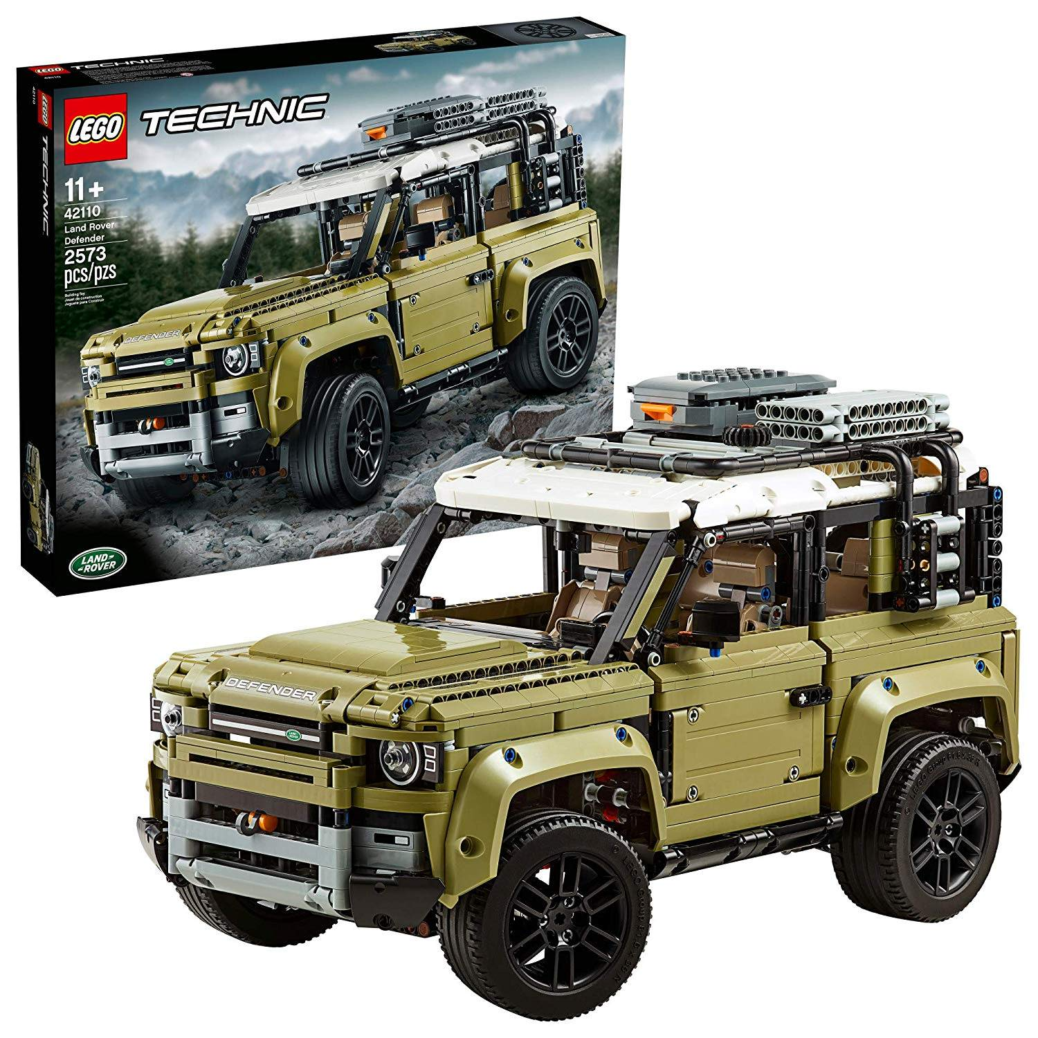 LEGO 42110: Land Rover Defender
