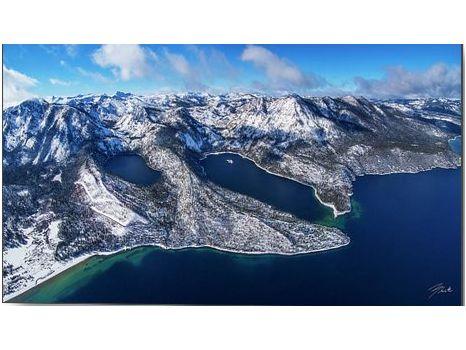 """Lake Tahoe Prints """"The Gem of the Sierra"""""""